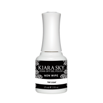 Kiara Sky GEL POLISH - NON WIPE TOP COAT