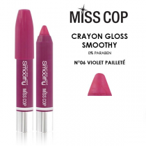 Smoothy Crayon Lipstick 06 Purple