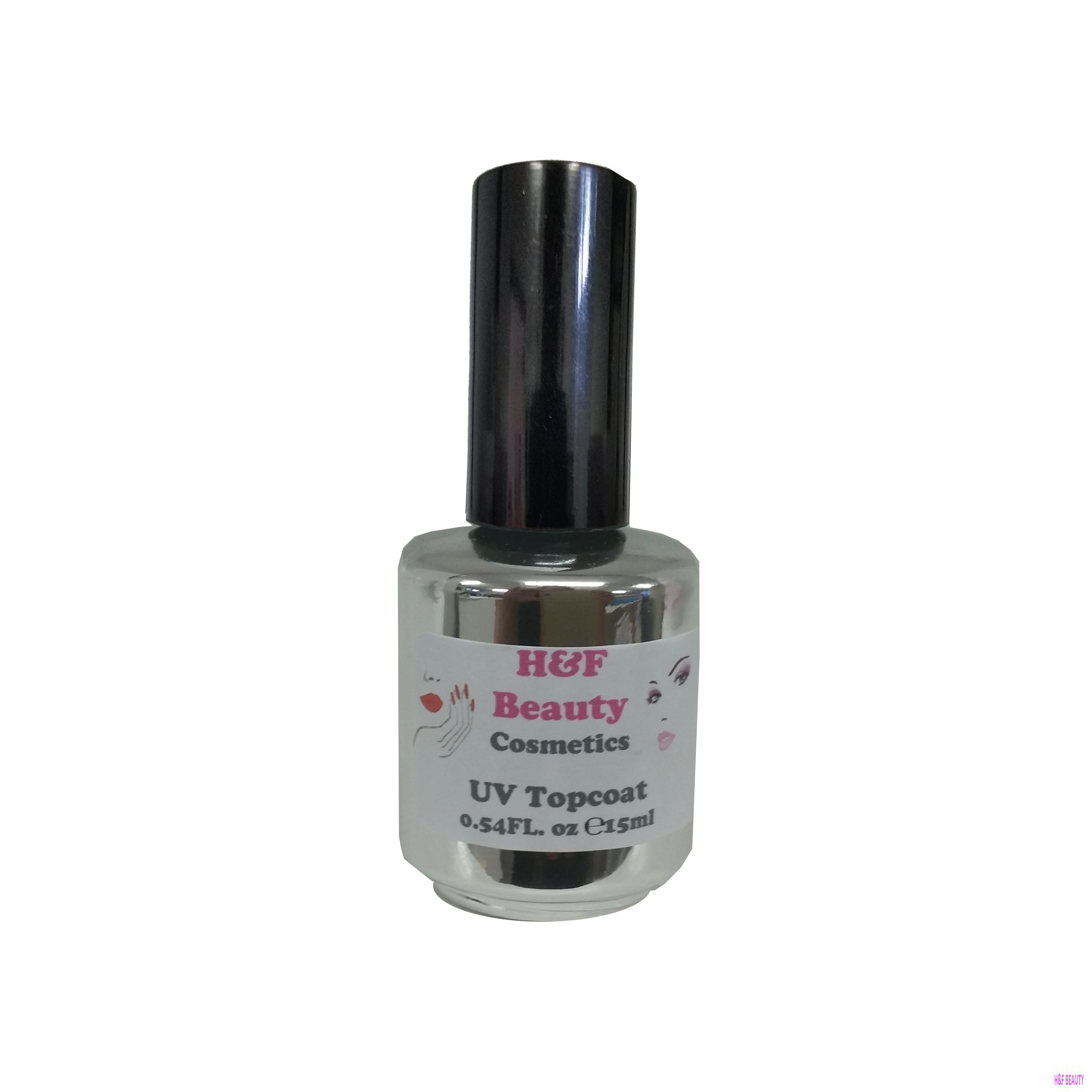 UV Topcoat 15ml (No Wipe)