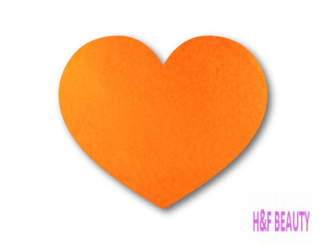 Kleuren Acryl Neon Light Orange