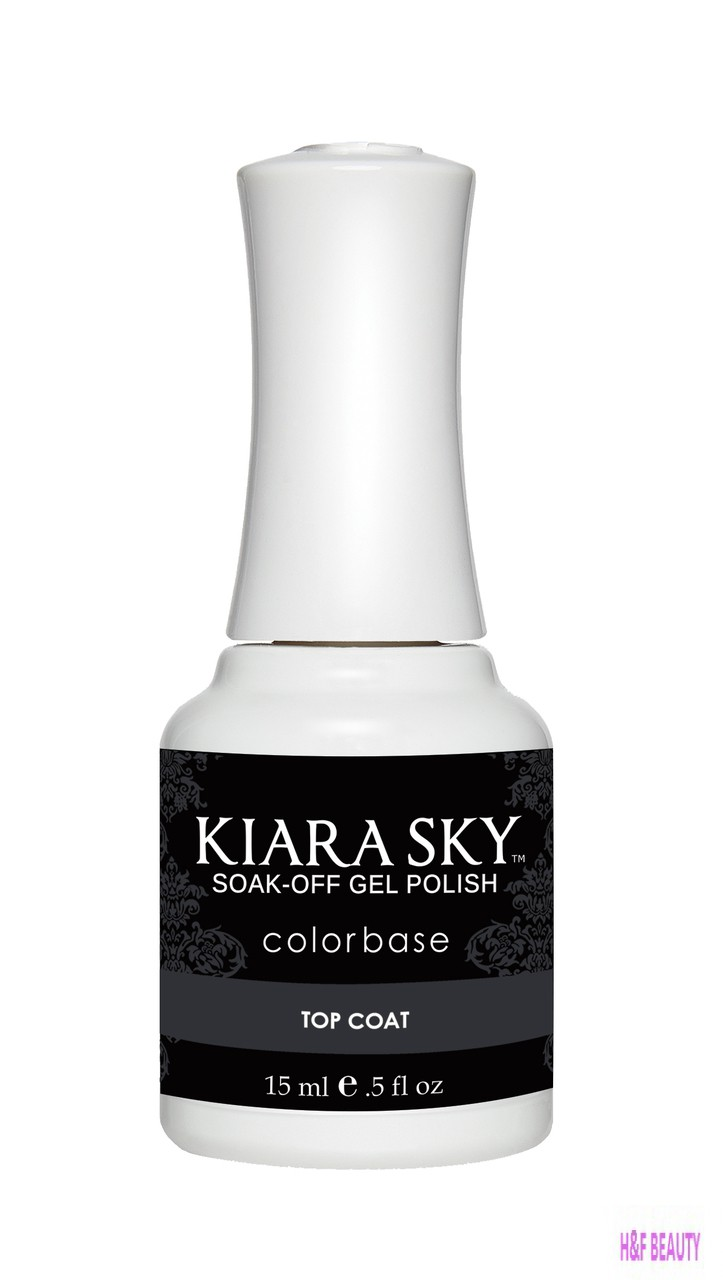Kiara Sky GEL POLISH - TOP COAT