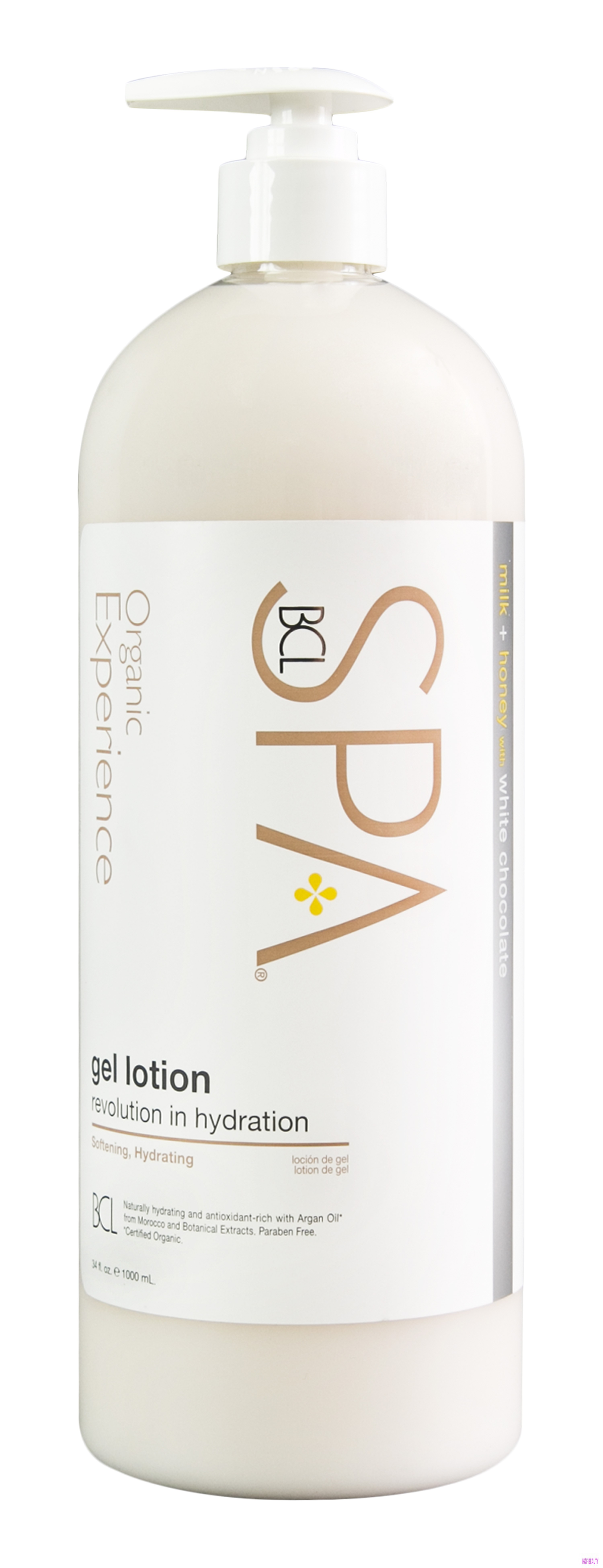 BCL Spa Milk + Honey with White Chocolate Gel Lotion