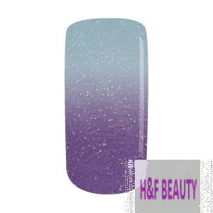GLAM AND GLITS MOOD EFFECT ACRYL - ME1044 BLUE LILY