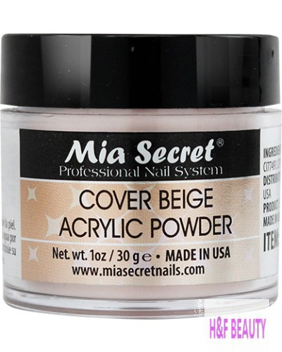 Mia Secret Cover Beige 30 Gram