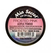 Mia Secret Frosted Pink 15 Gram