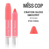 Smoothy Crayon Lipstick 02 Corail