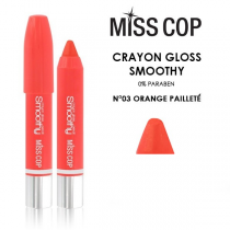 Smoothy Crayon Lipstick 03 Orange