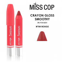 Smoothy Crayon Lipstick 04 Rouge